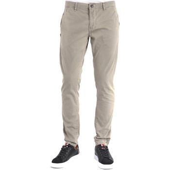 Odjeća Muškarci  Chino hlačei hlače mrkva kroja Gaudi 911BU25015 Siva