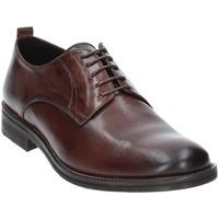 Obuća Muškarci  Derby cipele Exton 9553 Smeđa