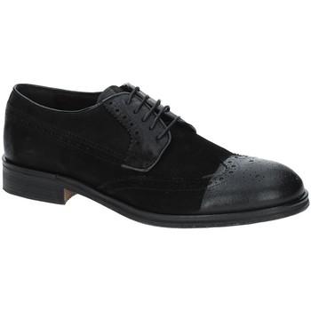 Obuća Muškarci  Derby cipele Exton 5356 Crno