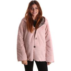 Odjeća Žene  Parke Byblos Blu 689104 Ružičasta
