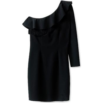 Odjeća Žene  Kratke haljine Liu Jo F68120J9998 Crno