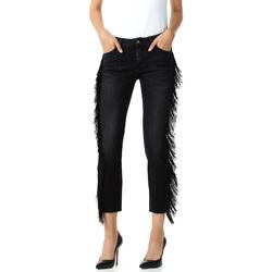 Odjeća Žene  Traperice 3/4 i 7/8 Liu Jo F68203D4259 Crno