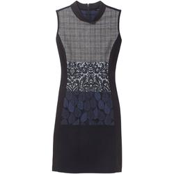 Odjeća Žene  Kratke haljine Desigual 18WWVW21 Plava