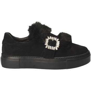 Obuća Žene  Slip-on cipele Grunland SC4007 Crno