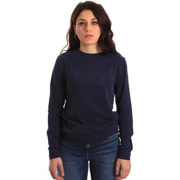 Odjeća Žene  Sportske majice Ea7 Emporio Armani 6ZTM84 TJ31Z Plava