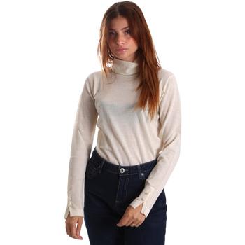 Odjeća Žene  Puloveri Gas 566589 Bijela