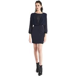 Odjeća Žene  Kratke haljine Gaudi 821BD15021 Plava