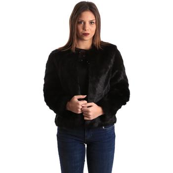Odjeća Žene  Kratke jakne Gaudi 821BD39002 Crno