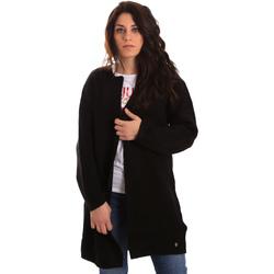 Odjeća Žene  Veste i kardigani Gaudi 821BD53024 Crno