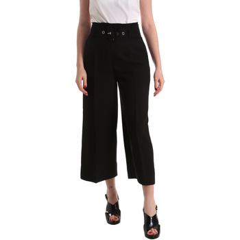 Odjeća Žene  Lagane hlače / Šalvare Gaudi 821FD25001 Crno