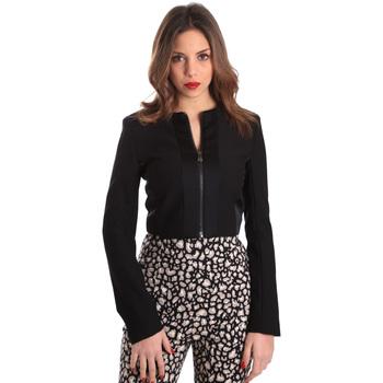 Odjeća Žene  Jakne i sakoi Gaudi 821FD35003 Crno