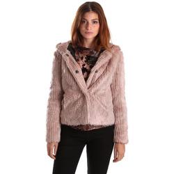 Odjeća Žene  Kratke jakne Gaudi 821FD39003 Ružičasta