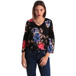 Odjeća Žene  Topovi i bluze Gaudi 821FD45009 Crno