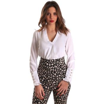 Odjeća Žene  Topovi i bluze Gaudi 821FD45014 Bijela