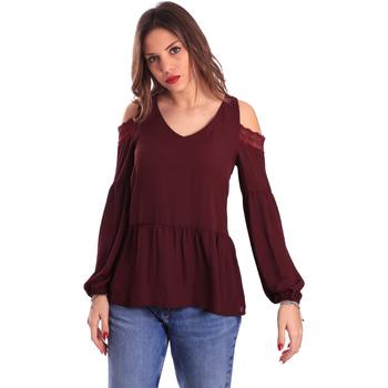 Odjeća Žene  Topovi i bluze Gaudi 821FD45030 Ljubičasta