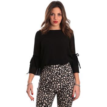 Odjeća Žene  Topovi i bluze Gaudi 821FD45036 Crno