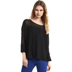 Odjeća Žene  Puloveri Gaudi 821FD53027 Crno