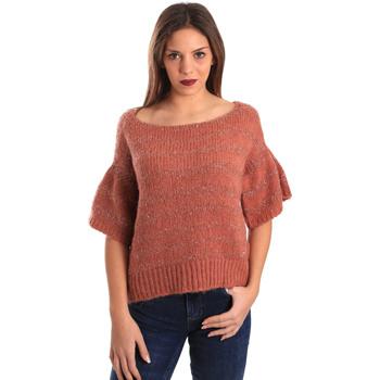 Odjeća Žene  Puloveri Gaudi 821FD53043 Crvena