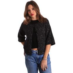 Odjeća Žene  Veste i kardigani Gaudi 821FD53044 Crno