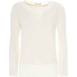 Odjeća Žene  Puloveri NeroGiardini A862370D Bijela