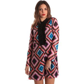 Odjeća Žene  Kratke haljine Denny Rose 821DD10026 Crno