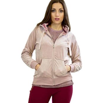 Odjeća Žene  Sportske majice Key Up 5CS57 0001 Ružičasta
