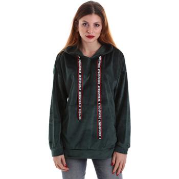 Odjeća Žene  Sportske majice Key Up 5CS91 0001 Zelena