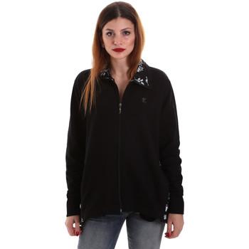 Odjeća Žene  Sportske majice Key Up 5FI46 0001 Crno