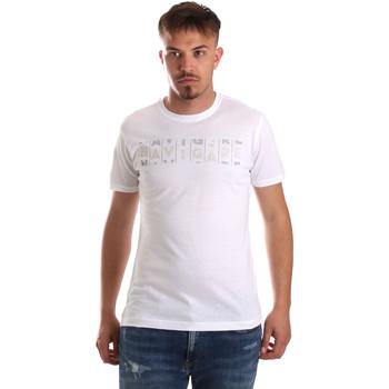Odjeća Muškarci  Majice kratkih rukava Navigare NV31081 Bijela