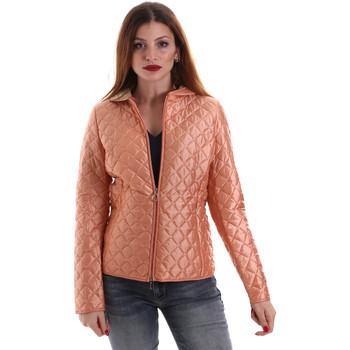 Odjeća Žene  Pernate jakne Geox W8220M T2435 Naranča