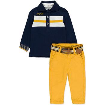 Odjeća Dječak  Dječji kompleti Losan 827-8031AC Plava