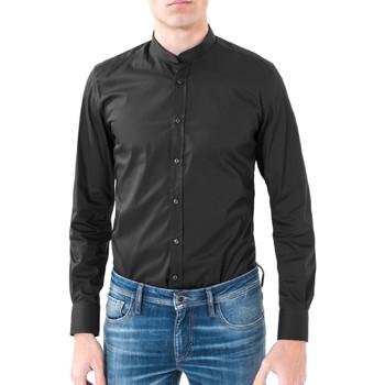 Odjeća Muškarci  Košulje dugih rukava Antony Morato MMSL00376 FA450001 Crno