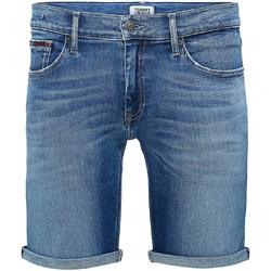 Odjeća Muškarci  Bermude i kratke hlače Tommy Hilfiger DM0DM06271 Plava