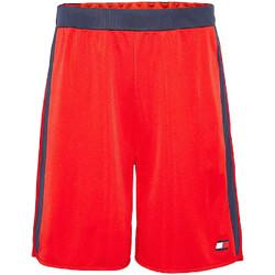 Odjeća Muškarci  Bermude i kratke hlače Tommy Hilfiger S20S200086 Crvena