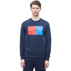 Odjeća Muškarci  Sportske majice Calvin Klein Jeans K10K103498 Plava