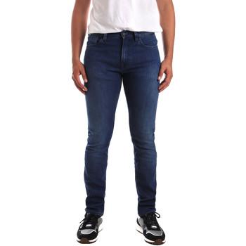 Odjeća Muškarci  Skinny traperice Calvin Klein Jeans K10K103319 Plava