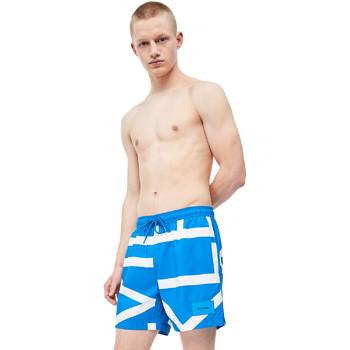 Odjeća Muškarci  Kupaći kostimi / Kupaće gaće Calvin Klein Jeans KM0KM00274 Plava