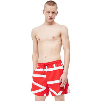 Odjeća Muškarci  Kupaći kostimi / Kupaće gaće Calvin Klein Jeans KM0KM00274 Crvena