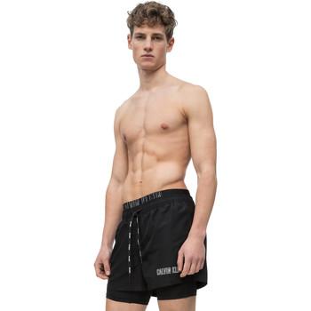 Odjeća Muškarci  Kupaći kostimi / Kupaće gaće Calvin Klein Jeans KM0KM00298 Crno