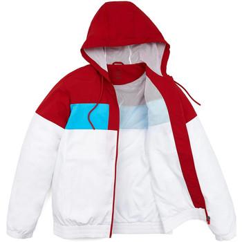 Odjeća Muškarci  Kratke jakne Calvin Klein Jeans 00GMH8O534 Bijela