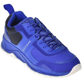 Obuća Muškarci  Niske tenisice Tommy Hilfiger FM0FM02009 Plava