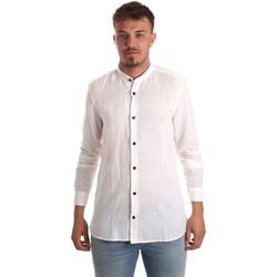 Odjeća Muškarci  Košulje dugih rukava Antony Morato MMSL00547 FA400051 Bijela