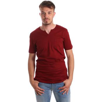 Odjeća Muškarci  Majice kratkih rukava Antony Morato MMKS01487 FA100139 Crvena