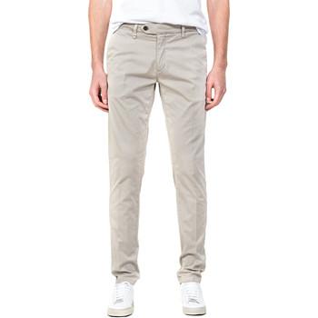 Odjeća Muškarci  Chino hlačei hlače mrkva kroja Antony Morato MMTR00496 FA800109 Siva