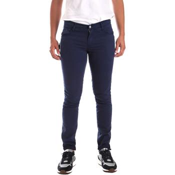 Odjeća Muškarci  Chino hlačei hlače mrkva kroja Antony Morato MMTR00498 FA800109 Plava