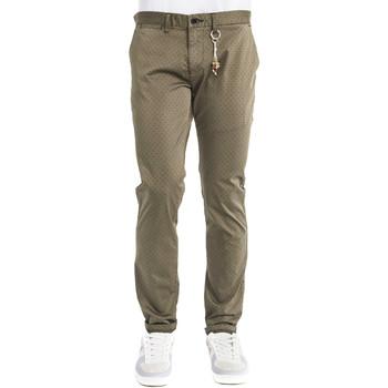Odjeća Muškarci  Chino hlačei hlače mrkva kroja Gaudi 911FU25004 Smeđa