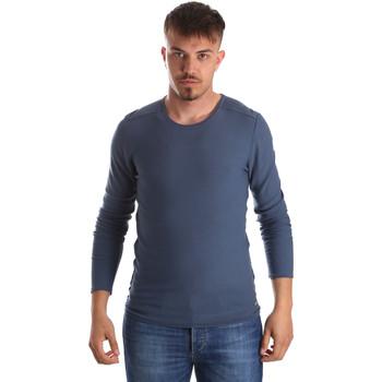 Odjeća Muškarci  Puloveri Gaudi 911FU53013 Plava