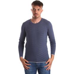 Odjeća Muškarci  Puloveri Gaudi 911FU53018 Plava