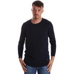 Odjeća Muškarci  Puloveri Gaudi 911BU53010 Plava