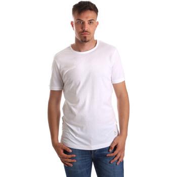 Odjeća Muškarci  Majice kratkih rukava Gaudi 911BU64023 Bijela